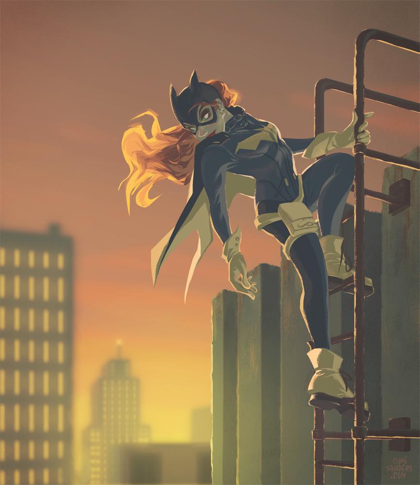 Challenge: Batgirl